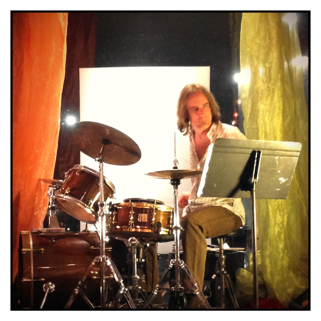 Chris Wabich  - drums