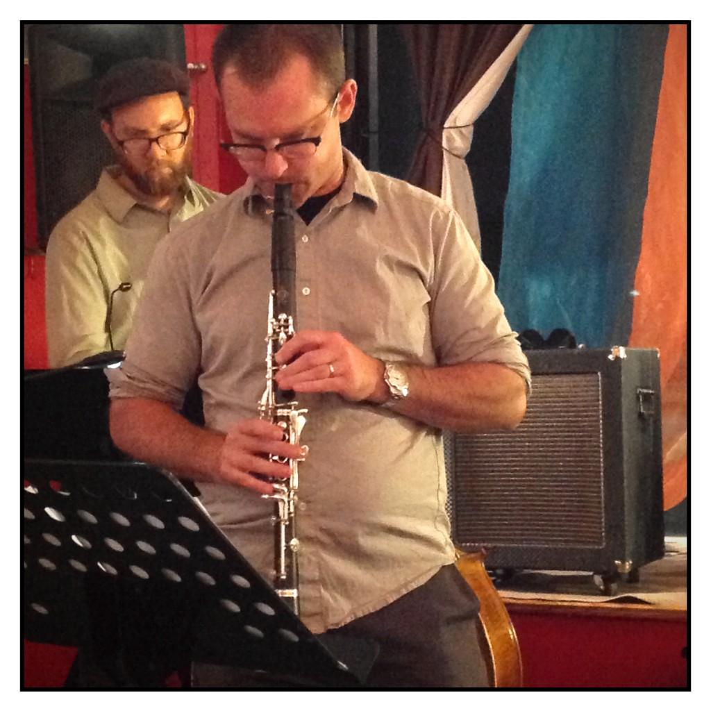 Brian Walsh - clarinets