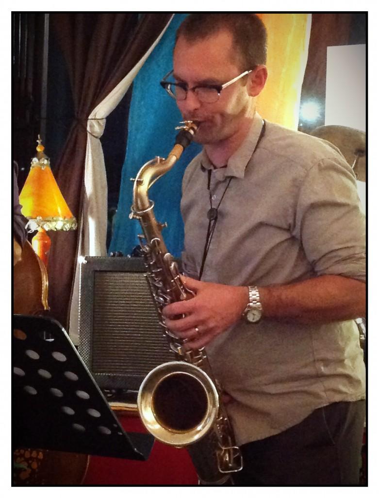Brian Walsh - saxophone