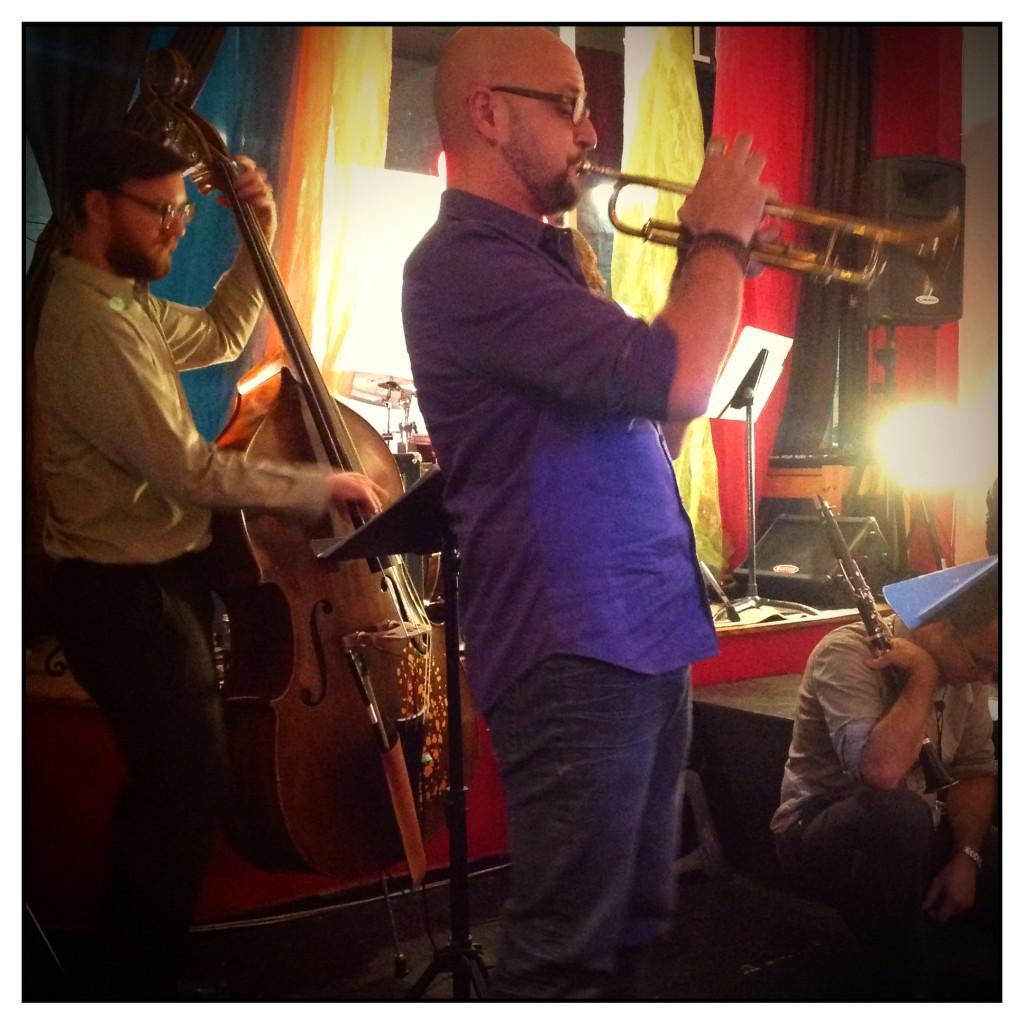 Daniel Rosenboom - trumpet