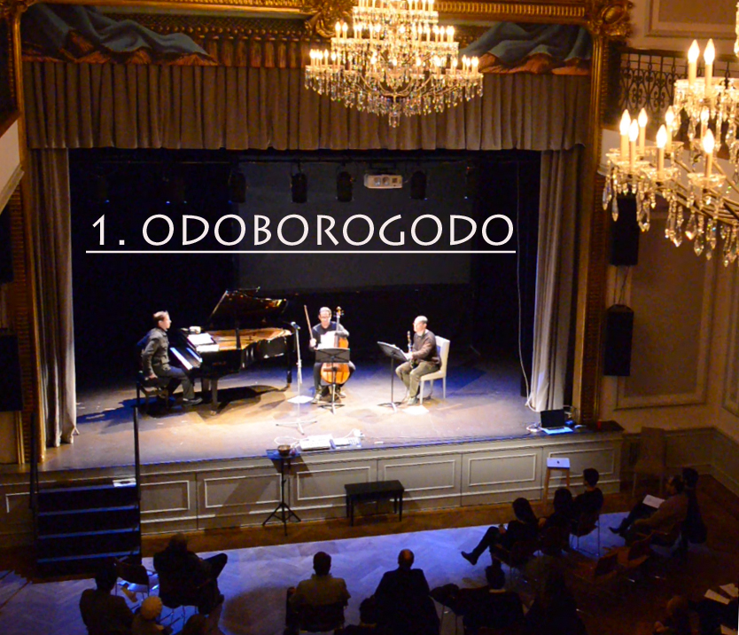 FERNS TRIO - ' Odo-Borogodo ' - Live from Bohemian Hall