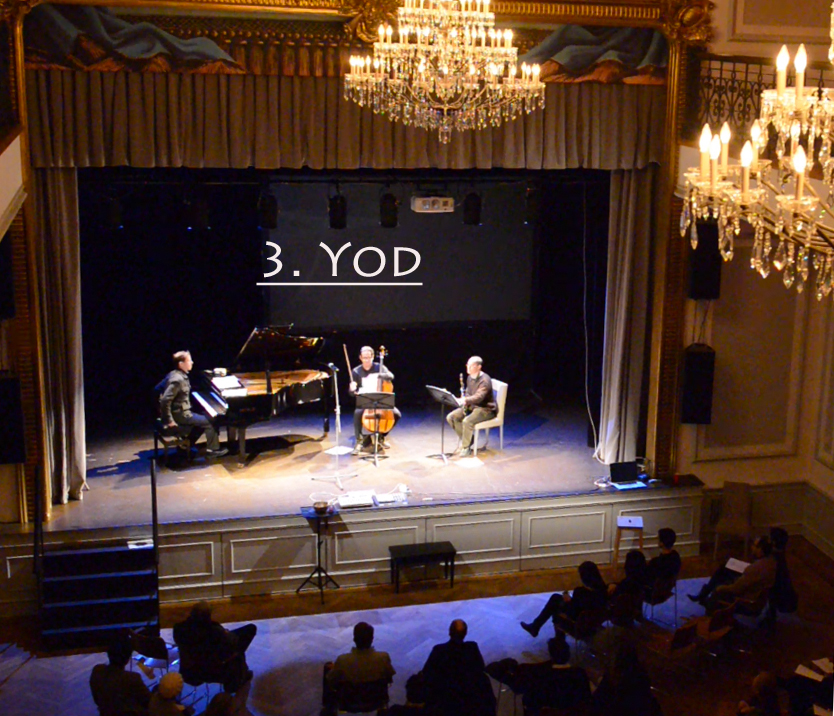 FERNS TRIO - 'Yod ' Live from Bohemian Hall